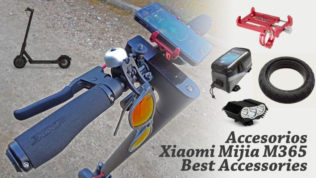accesorios xiaomi m365