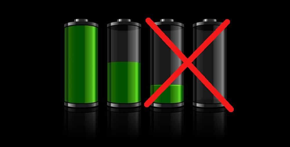 Baterias patinete
