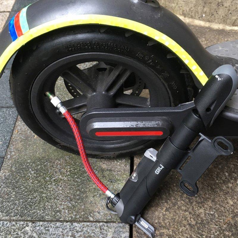 hinchador ruedas patinete