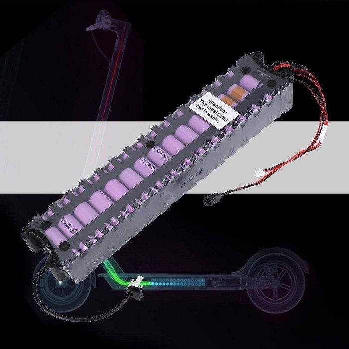 bateria patinete electrico