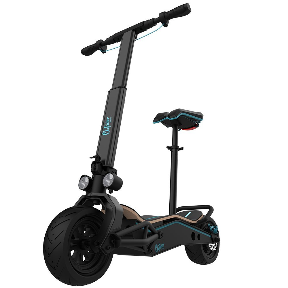 patinete electrico off road cecotec demigod