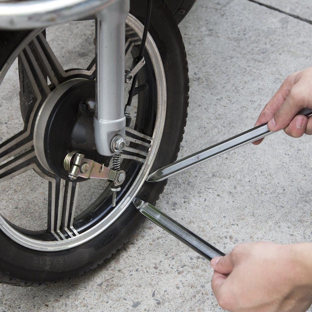 desmontador de rueda