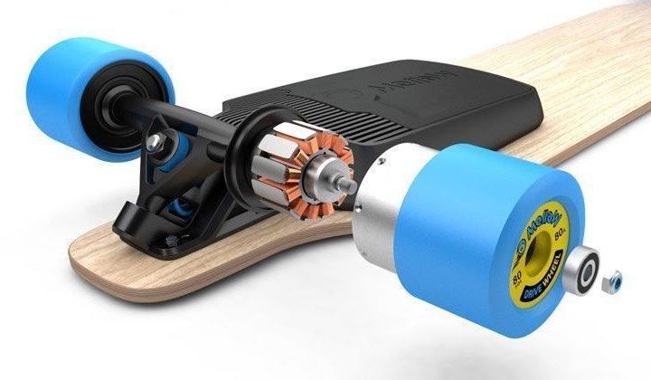 motor skate electrico