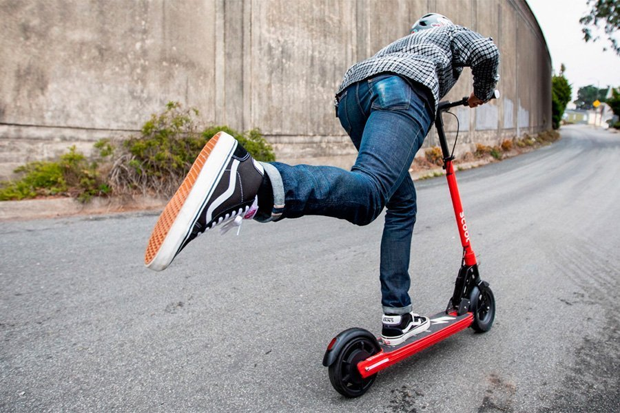 patinete electrico scooter