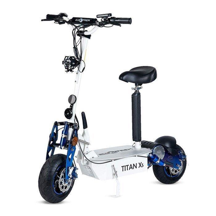 patinete electrico potente titan xs