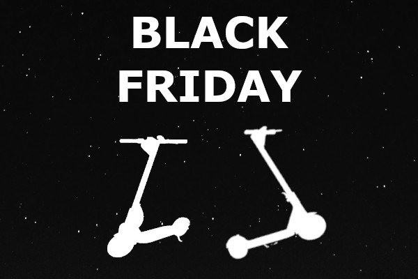 patinete electrico black friday