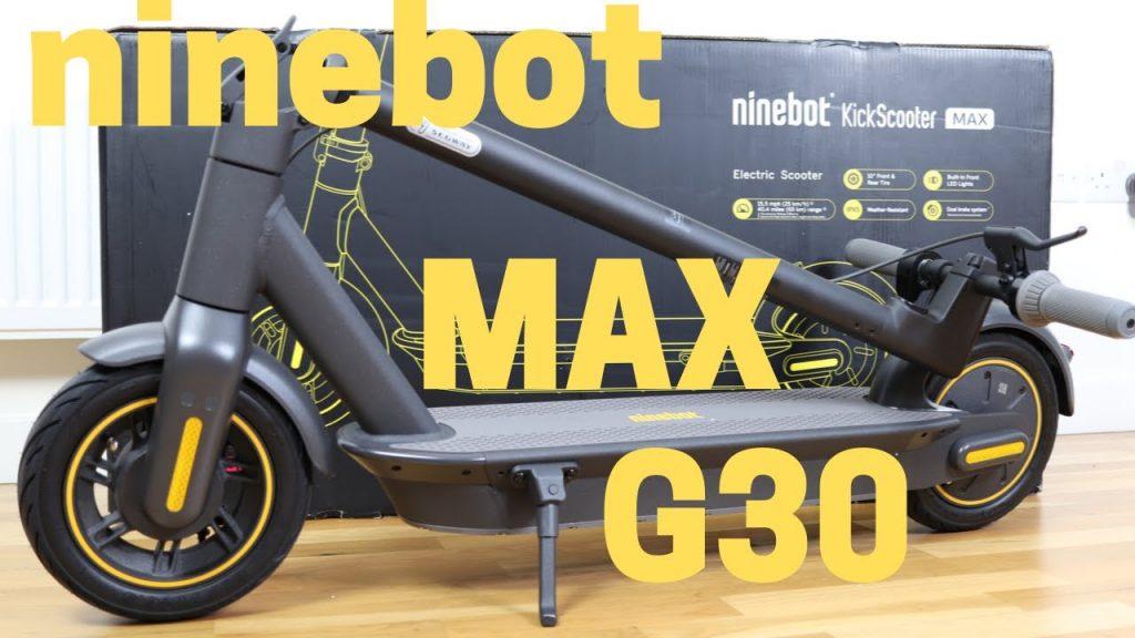 ninebot maxg30