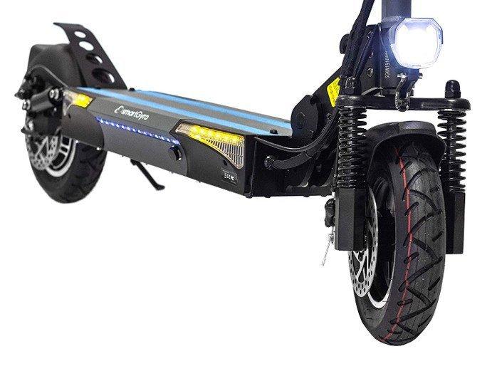 Los 5 mejores patinetes eléctricos Smartgyro de 2021: Comparativa
