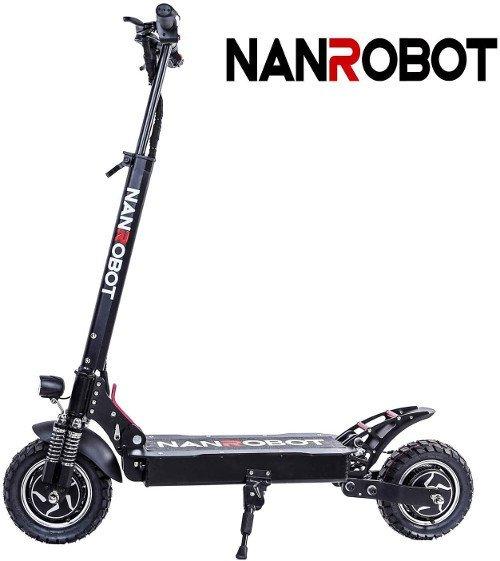 Nanrobot D4+ y D5+: Análisis, Opiniones y Ofertas 2020