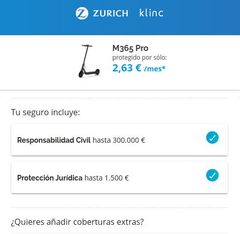 seguro m365 pro