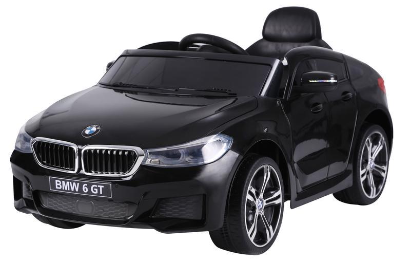 coche electrico niño negro
