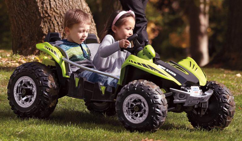 coche electrico niño y niña
