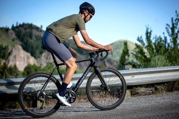 bicicleta electrica de carretera orbea