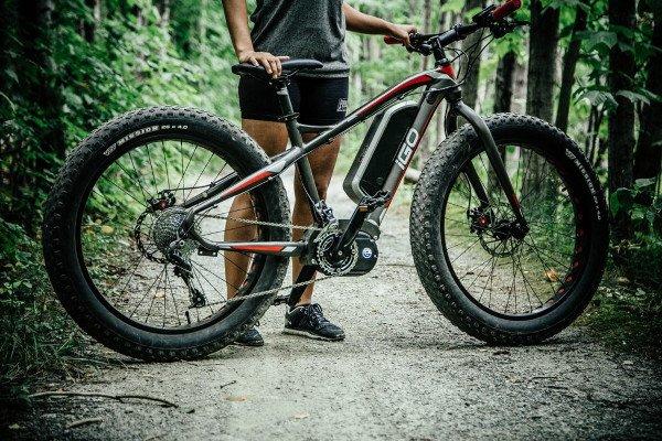 bicicleta electrica de montaña igo