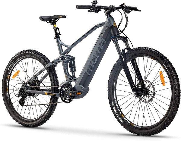 bicicleta electrica moma montaña