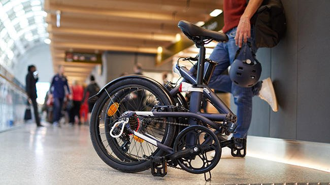 Las 7 mejores bicicletas eléctricas plegables de 2021: Comparativa y guía