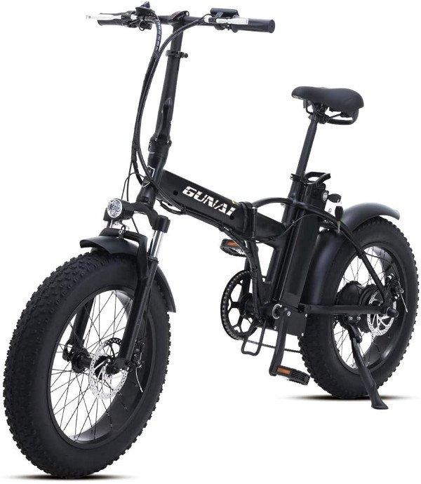 fat e-bike gunai