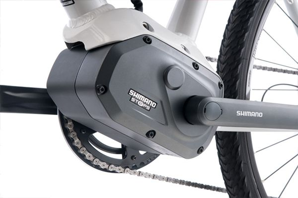 motor bicicleta electrica