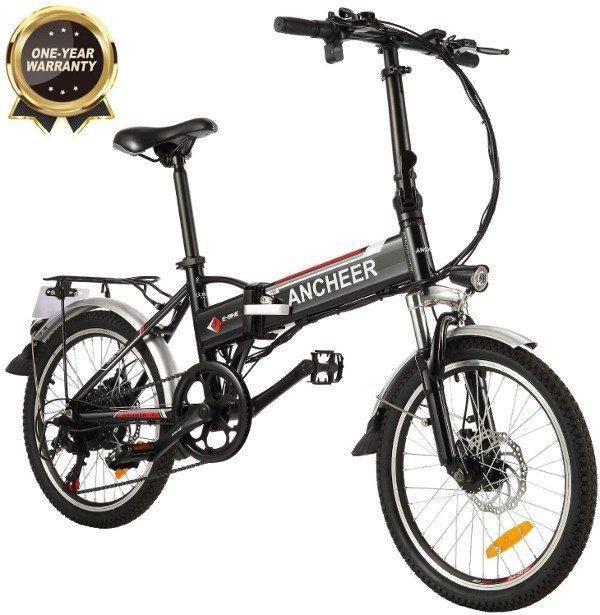 Bicicleta Electrica Barata BIKFUN