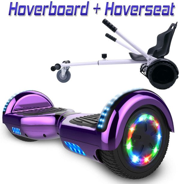 Hoverboard colorway