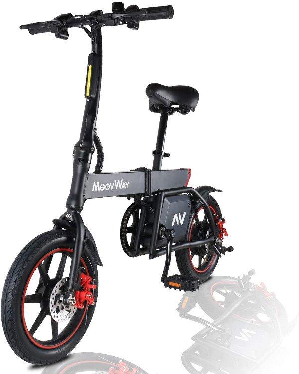 bicicleta electrica barata moovway