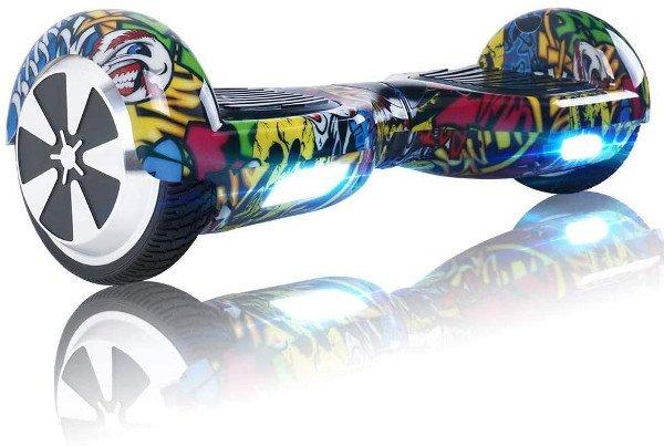 hoverboard toeu