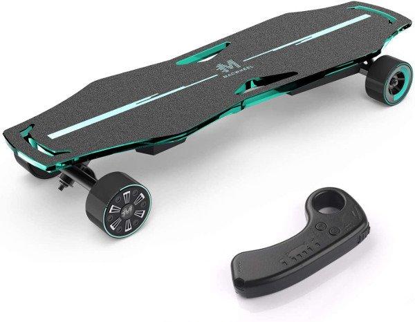 macwheel longboard electrico