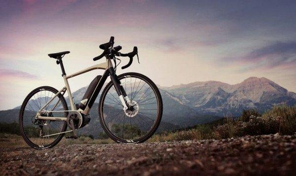 bicicleta electrica de gravel