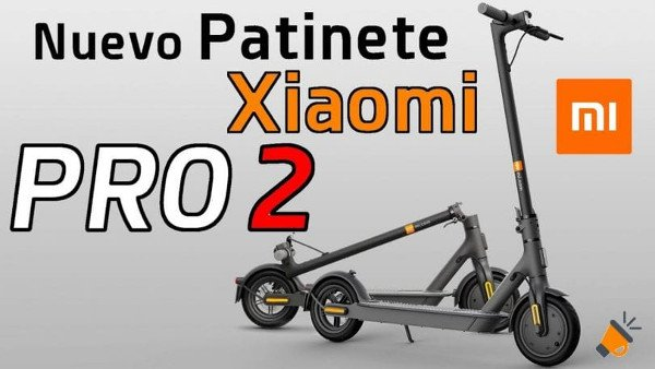 nuevo patinete xiaomi mi electric scooter pro 2