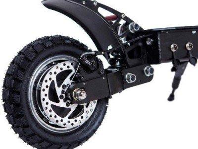 Ruedas Inflables vs Neumáticos Sólidos
