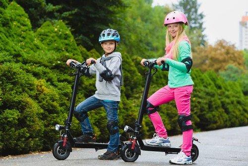 scooters ninos