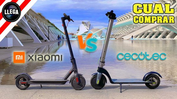 Patinetes Cecotec Bongo vs Xiaomi Mi Electric Scooter: ¿Cuál es mejor? Comparativa 2021