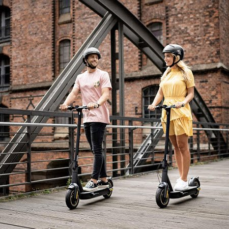 patinetes segway ninebot chica chico