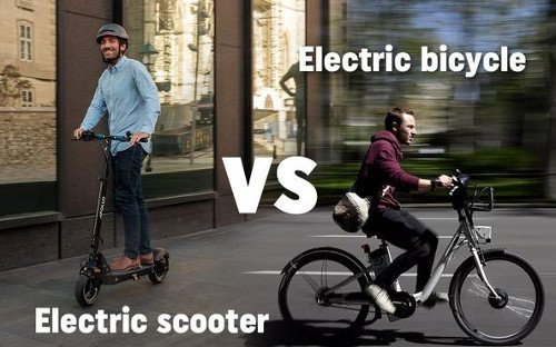 Electric_scooter_vs_Electric_bicycle