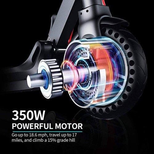 Hiboy MAX V2 Patinete Eléctrico motor
