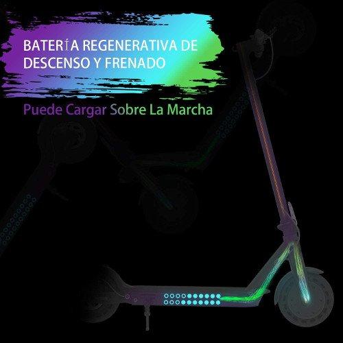 Hiboy Patinete Eléctrico S2 bateria