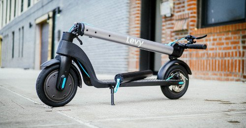 Levy-Electric-Scooter