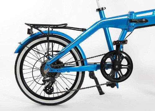 bicicleta electrica aurotek sintra rueda trasera