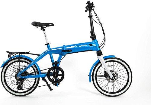 bicicleta electrica aurotek sintra