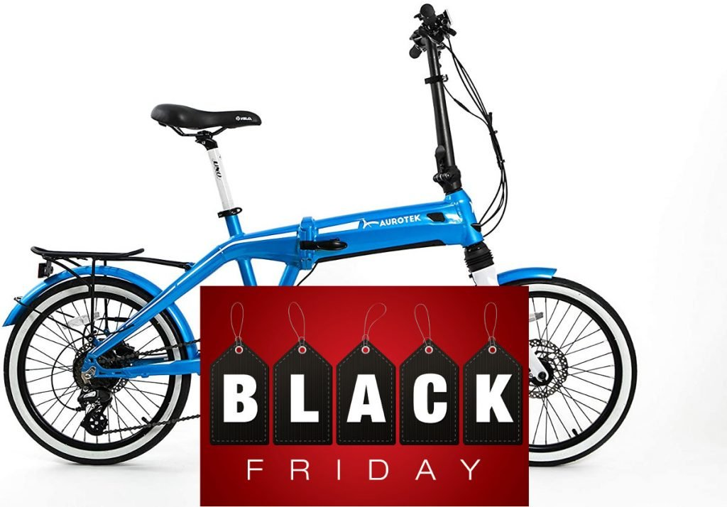 bicicleta electrica black friday