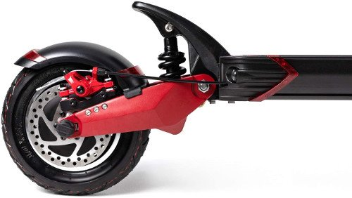 ICe Q5 MAX 60V 21Ah Motor 2400W Patinete Eléctrico rueda trasera