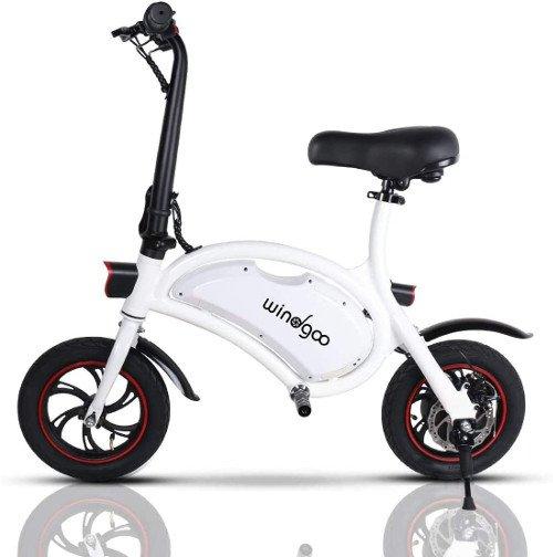 Windgoo Bicicleta Electrica 36V Plegable