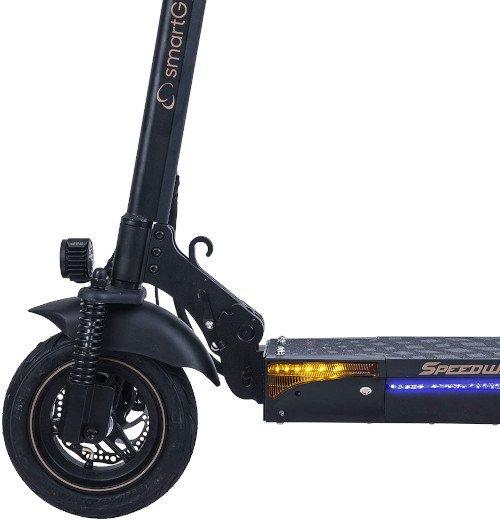 SMARTGYRO Speedway Pro Patinete Eléctrico de 1200 W rueda delantera