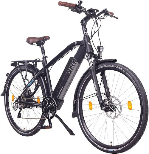 NCM Venice Plus 48 V 28 Trekking Urban E-Bike