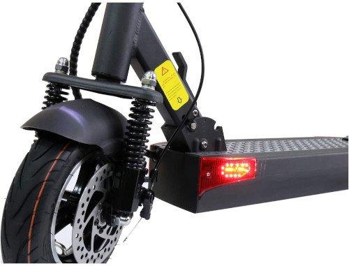 Patinete eléctrico Joyor Y10 rueda delantera