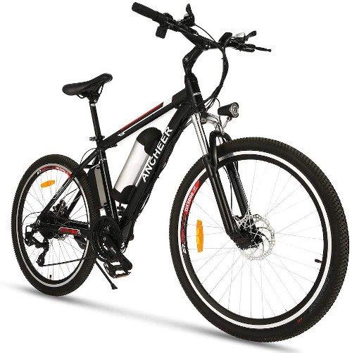 ancheer bicicleta montaña