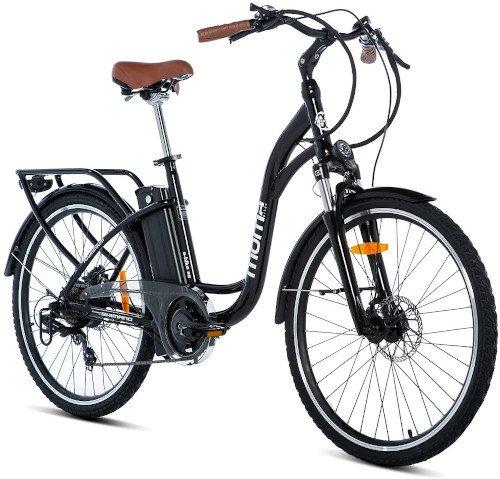 Moma Bikes Bicicleta Electrica Aluminio 26
