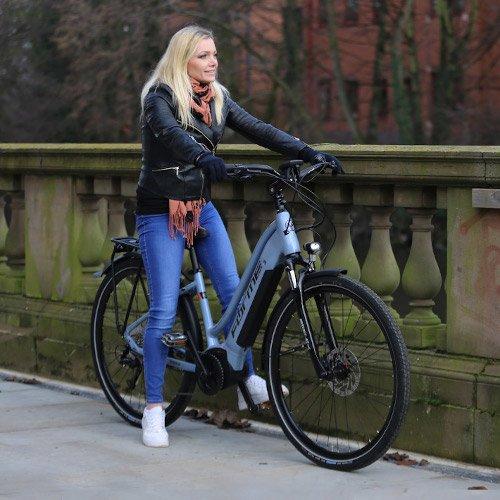 Las 5 mejores bicicletas eléctricas para mujer de 2021: Comparativa y guía