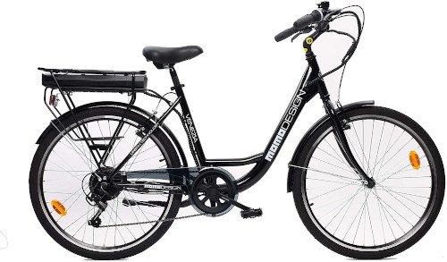 MOMO Design Venezia Bicicleta eléctrica