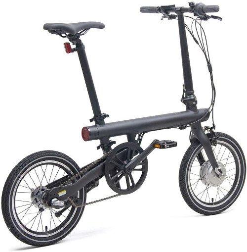 Xiaomi Smart Electric Folding Bike de lado arriba